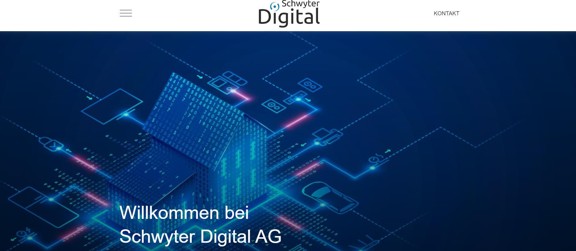 Relaunch schwyterdigital.ch