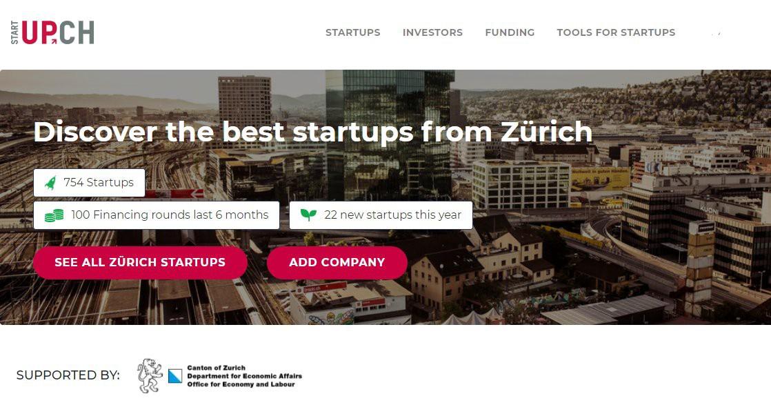 Zurich Startups