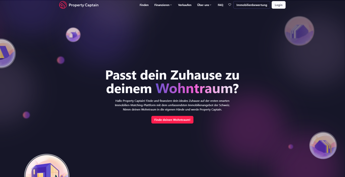 propertycaptain.ch